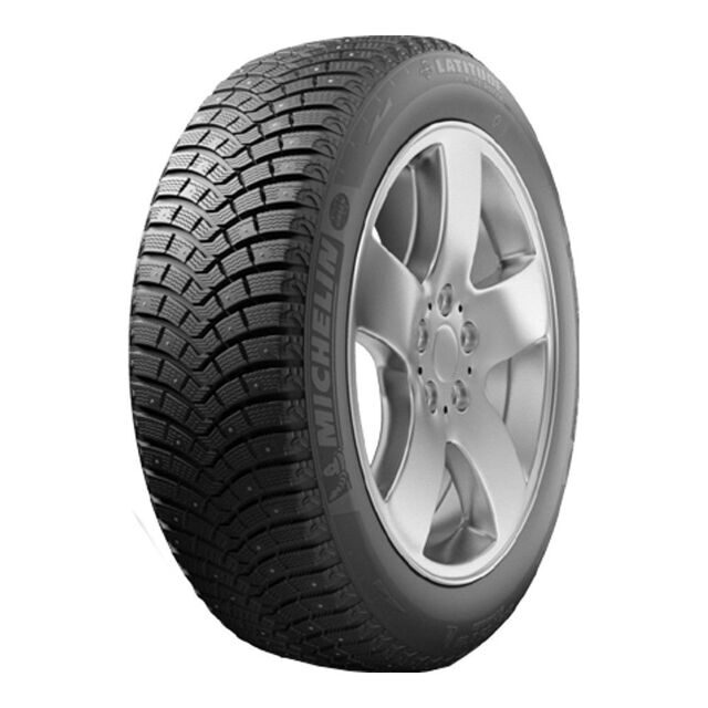 285/65R17 116T Latitude X-Ice North 2+ MI GRNX TL (шип.)